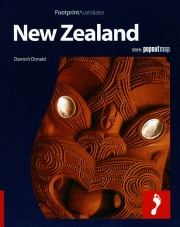 Footprint Travel Guides - New Zealand Colour Guide With Best Photo Locations 2010